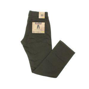 Kirkland Men's 5-Pocket Brushed Cotton Pants